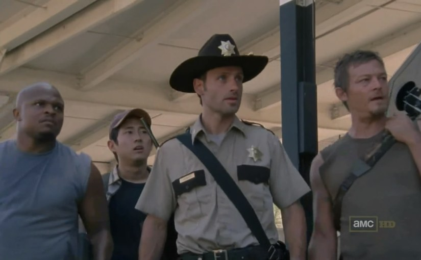 Worst Thing to Happen to Zombies Ever: Walking Dead TV