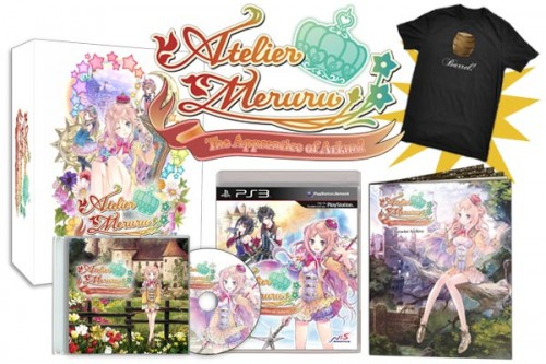 Nippon Ichi America Offers Awesome Atelier Pre-Order Bonus