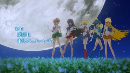 Sailor Moon is back!  Don't get too excited though.