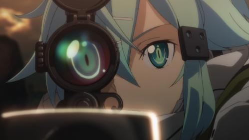 Sinon butt is the #1 cause of SAO2 viewers.