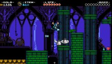 Mygamer Streaming Cast Awesome Blast! Shovel Knight