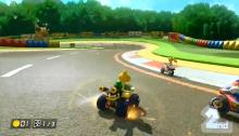 Saturday Morning Cartoon Stream: Mario Kart 8