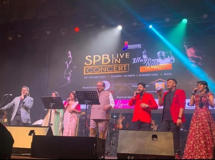 SP Bala's Illaya Nila - A Well Organized Concert That Needed