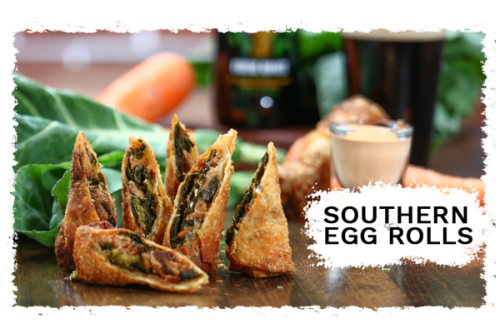 Southern Egg Rolls