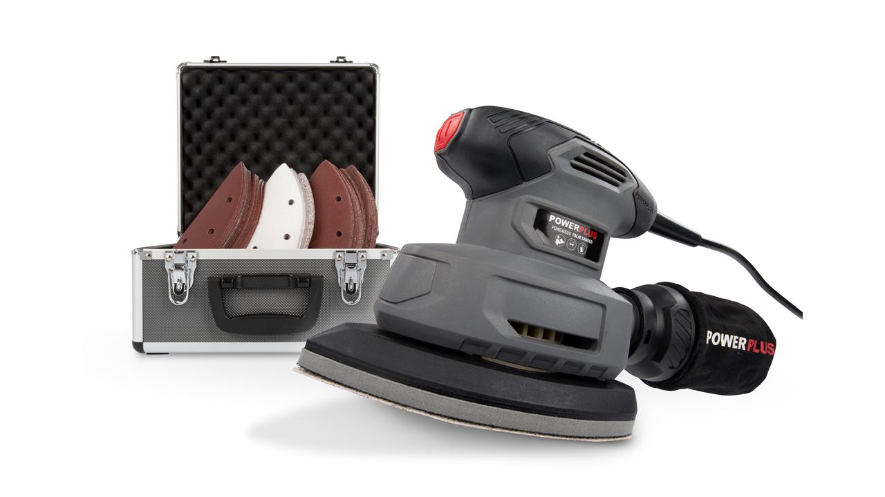 Difference Between Palm Sander And Orbital Sander