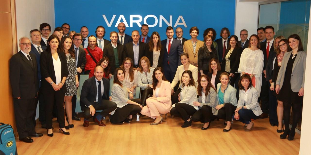 VARONA INICIA SU EXPANSIÓN CON LA CREACIÓN DE VARONA SUPPORT, UNA RED DE FIRMAS MADURAS Y CONSOLIDADAS EN LAS COMARCAS VALENCIANAS
