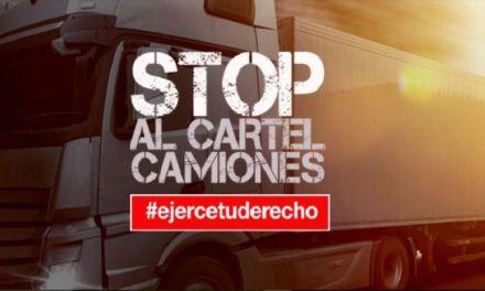 MÁS DE 500 AFECTADOS HAN RECLAMADO YA SUS DERECHOS A TRAVÉS DE STOP AL CARTEL DE CAMIONES