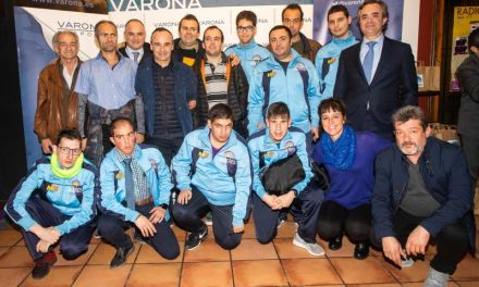 LA BECA VARONA 2019 DISTINGUE EL TESÓN DEPORTIVO DEL CLUB ADERES DE BURJASSOT Y RICARDO TEN