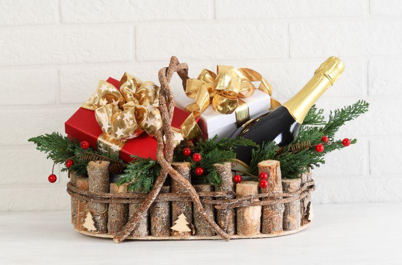 La cesta de navidad de este año puede ser deducible