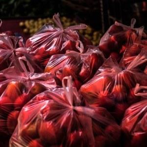 Найлонови торбички с дръжка