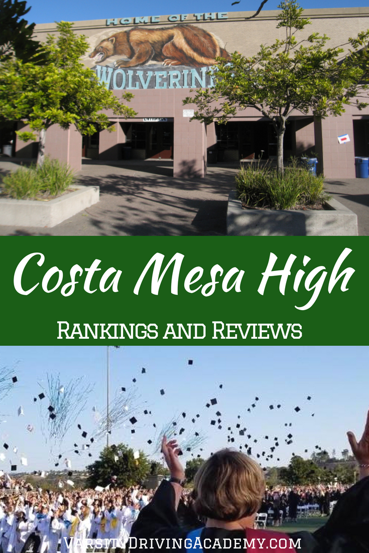 Costa Mesa High School Ranking and Reviews  Varsity