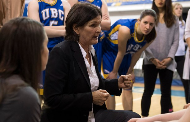 From Debbie to Deb: How UBC's iconic women's hoop coach Huband has found  balance on her journey towards a signature milestone – Varsity Letters