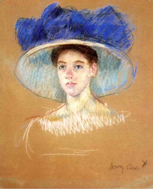 Var T; Mary Cassatt