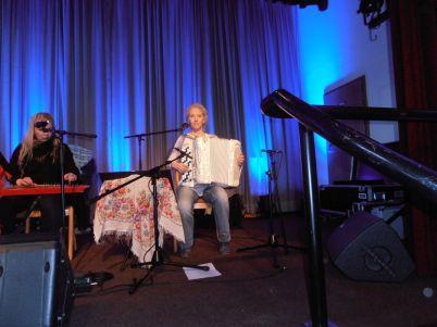 Susan - the accordion wizard!