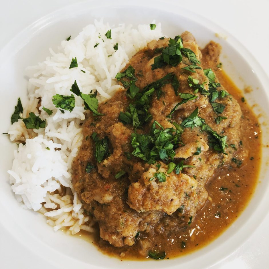 Super Spicy Kolhapuri Chicken