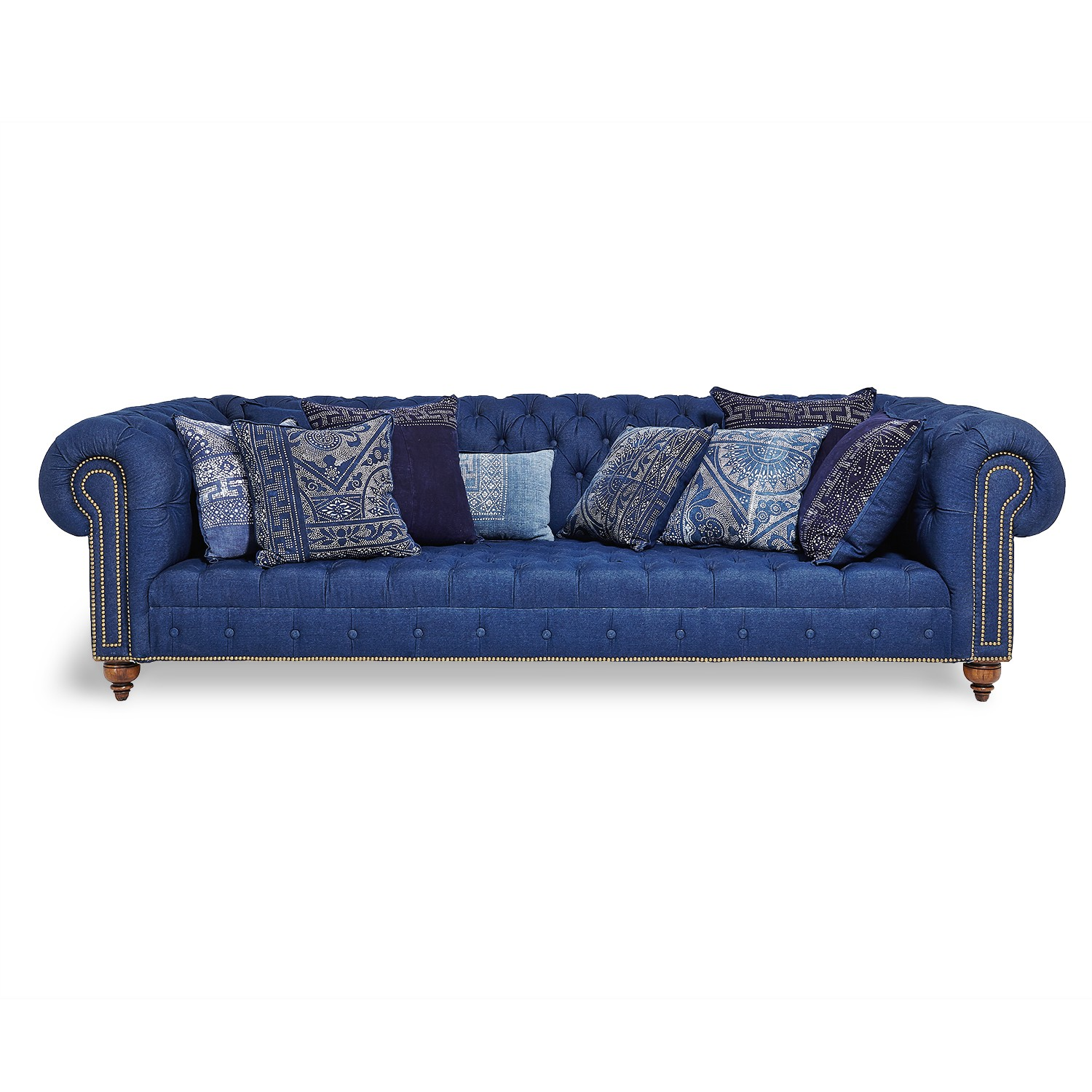 Xxl Chesterfield Sofa Chesterfield 3 Sitzer Xxl Polster Sitz Couch Sofa Garnitur