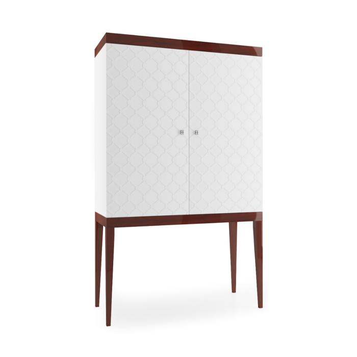 Schrank Bar Barschrank Vitrine Wohnzimmer Designer Regal