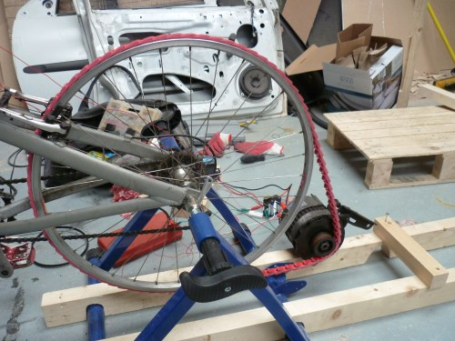 small resolution of bike alternator generator wiring diagram wiring library alternator hooked up to a bike wheel