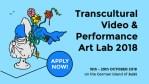Transcultural Lab başlayır!