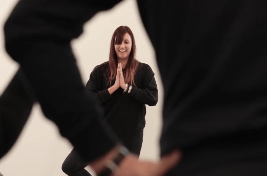 Narkoloji dispanserdə yoqa terapiyası