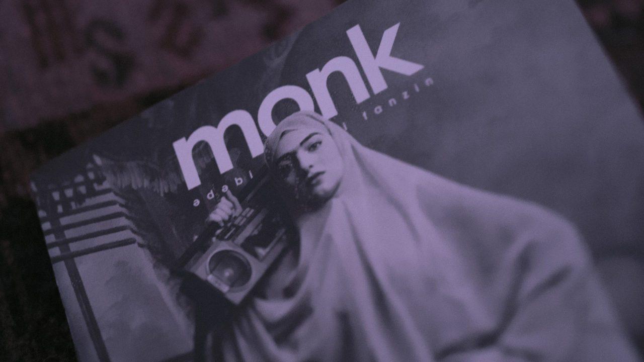"""""""Monk"""" fanzin"""