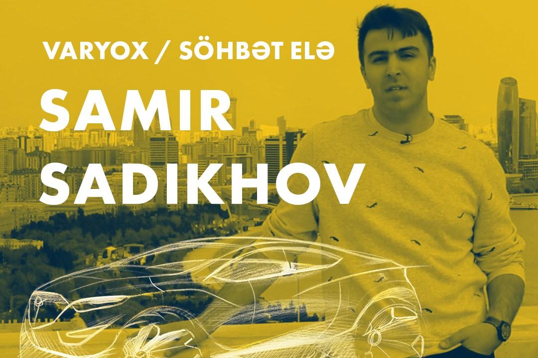Samir Sadıqov