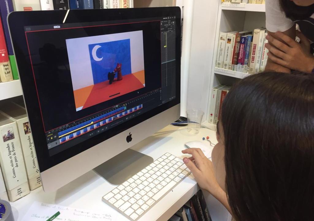 Animafilm məktəbi başlayır!