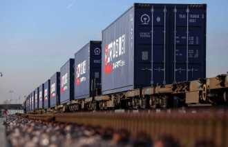 Доставка из Китая сборных грузов по ЖД в РФ
