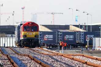 Железнодорожные грузоперевозки из Китая