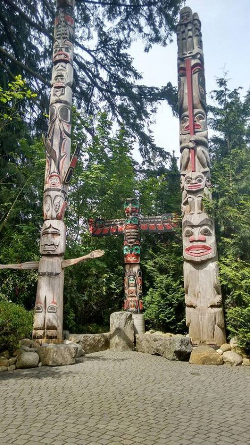 totems chulos