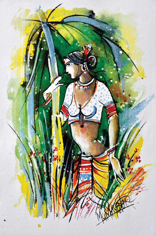 GeetaMohan-Batik4