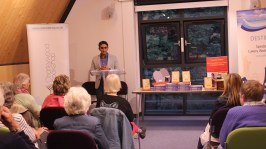 Speaking to the Chorleywood book club
