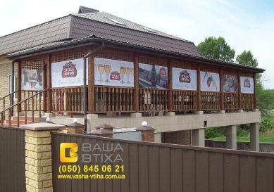 Банери в Києві ціна реклами на банері