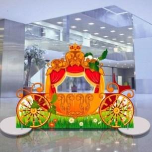 Заказать рекламные декорации и бодистенды в Киеве