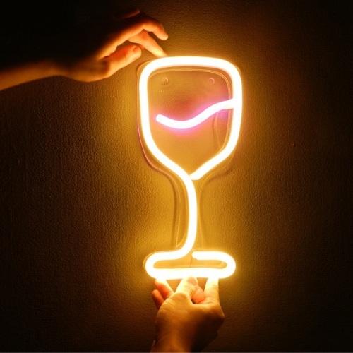 Интерьерная и наружная LED реклама, неоновые вывески