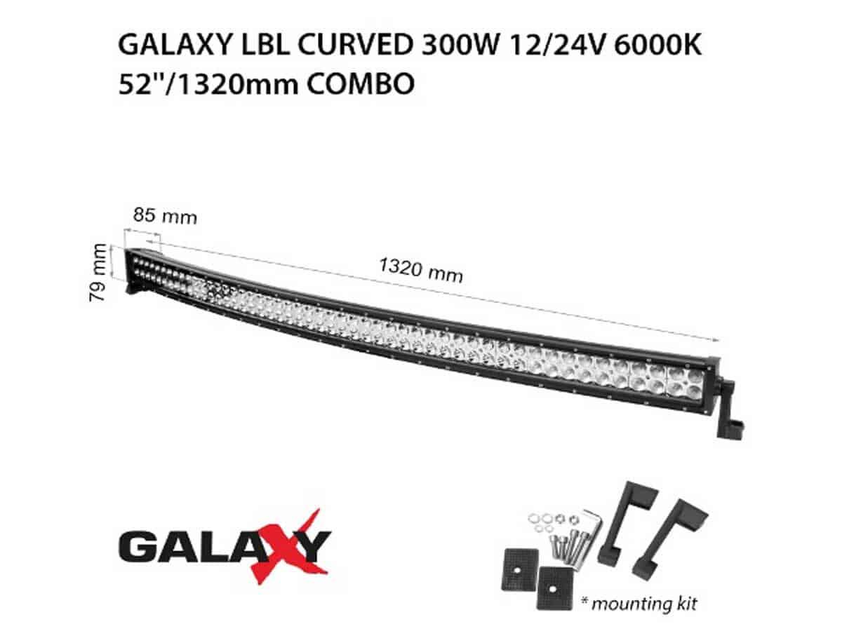 LBL-CURVED-300W