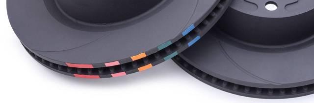x-line-stage-1-disc-maximum-temperature-secording-(MTR)-system