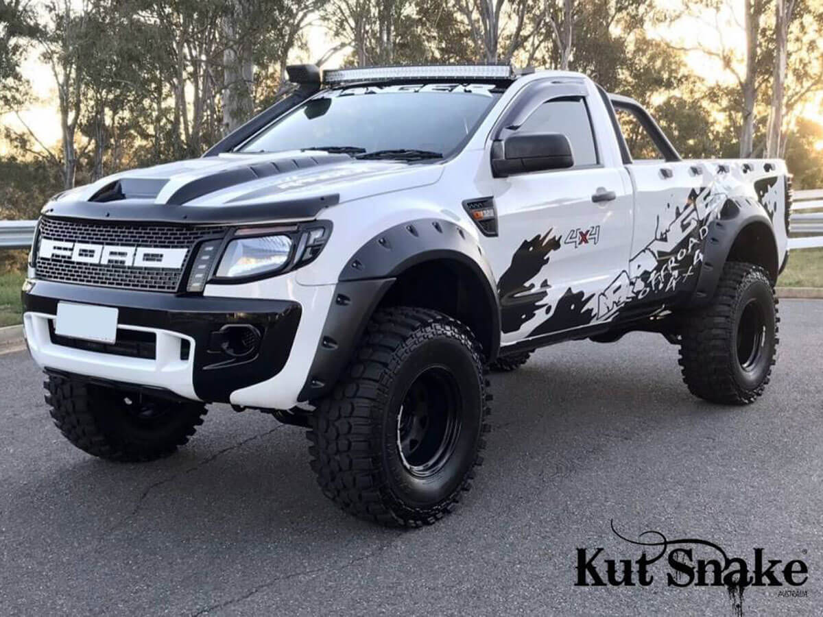 уширители kut snake Ford Ranger PX1, PX2 and PX3 Monster- 95 mm