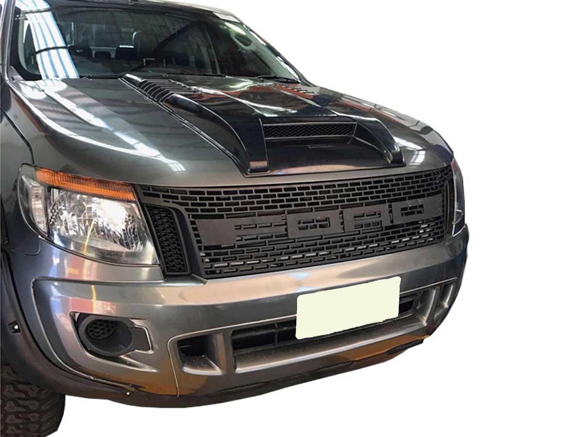 Ford Ranger PX 1 (2)