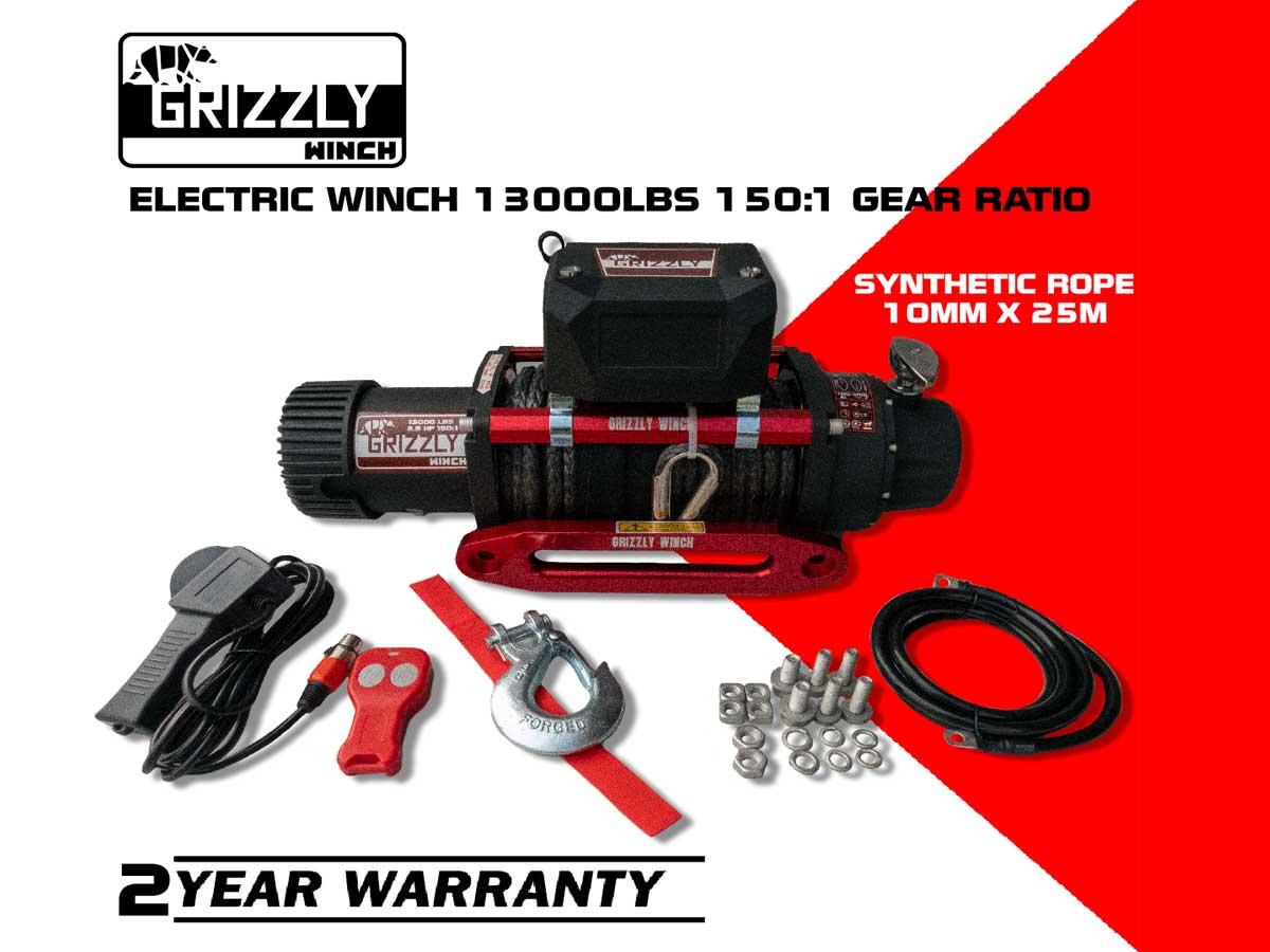 Grizzly-Winch-13000-Lbs-sintetichno-vuje