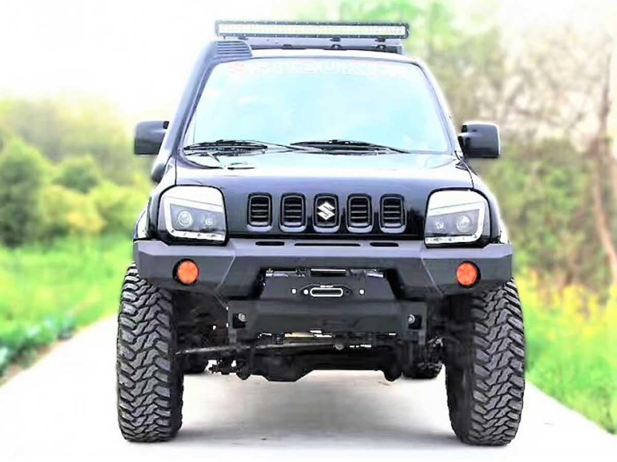 Suzuki Jimny (2)