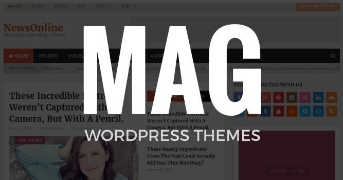 magazine wordpress themes
