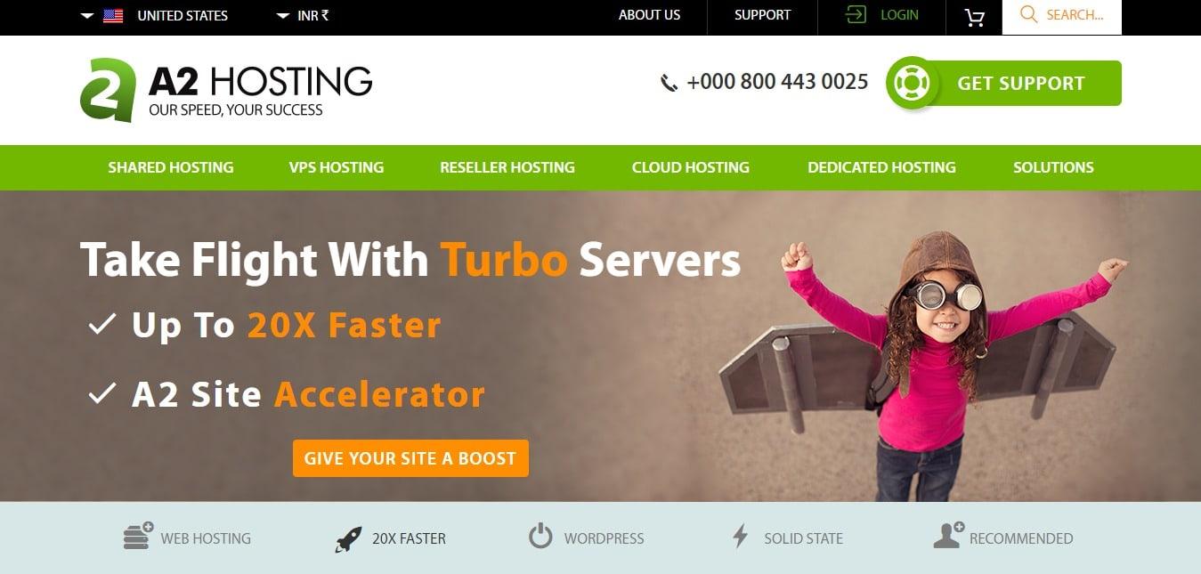 Web Hosting Up To 20X Faster Hosting For Your Website