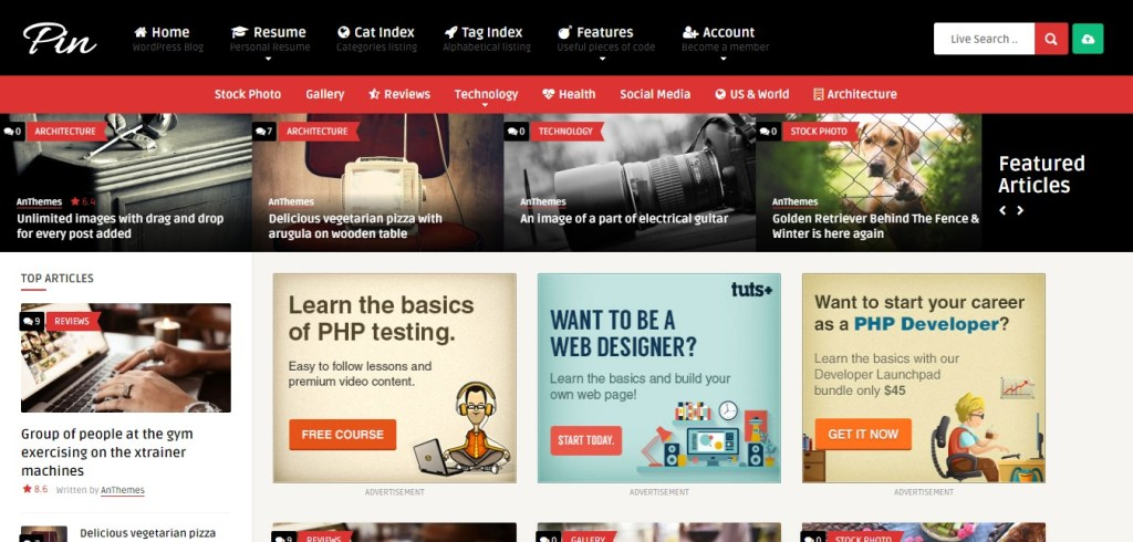 25 content sharing Viral WordPress themes of 2017 [Updated]