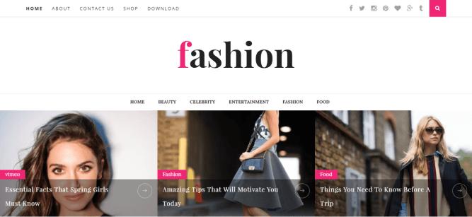 Fashion blogger templates bilder53 top 15 fashion blogger top 10 responsive blogger templates of 2017 mobile friendly pronofoot35fo Gallery
