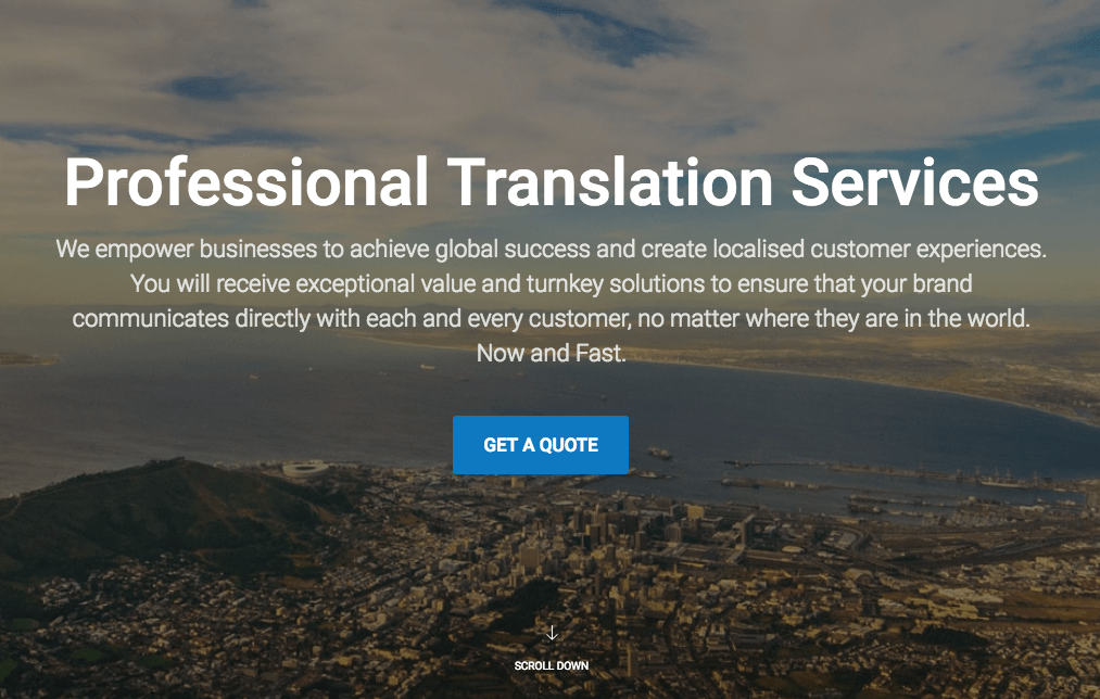 Professional translation services by TRAVOD International