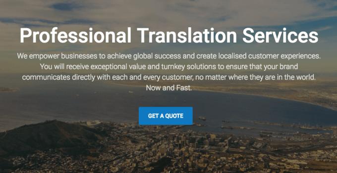 Professional translation services by TRAVOD International
