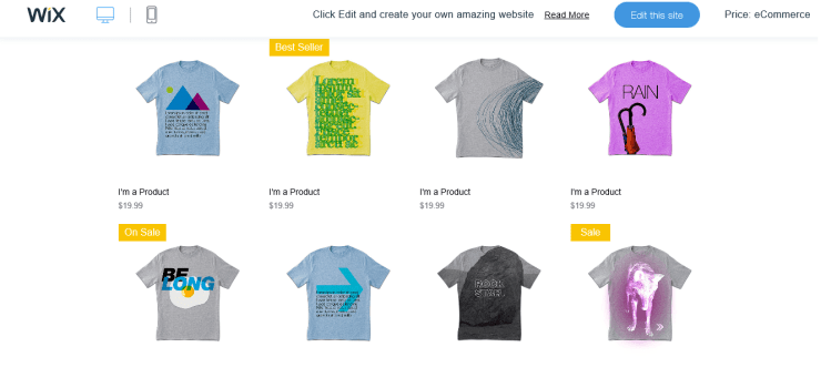 T-shirt Market