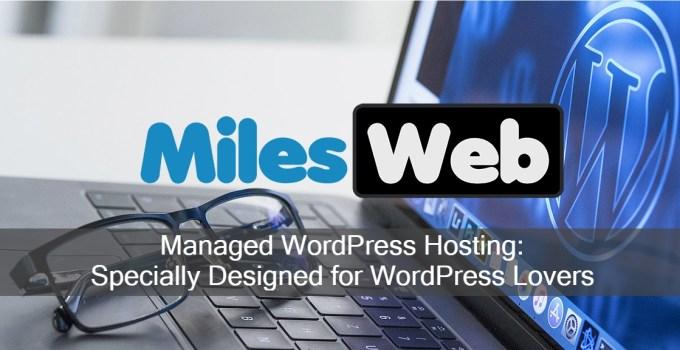 WordPress Hosting for WordPress Lovers