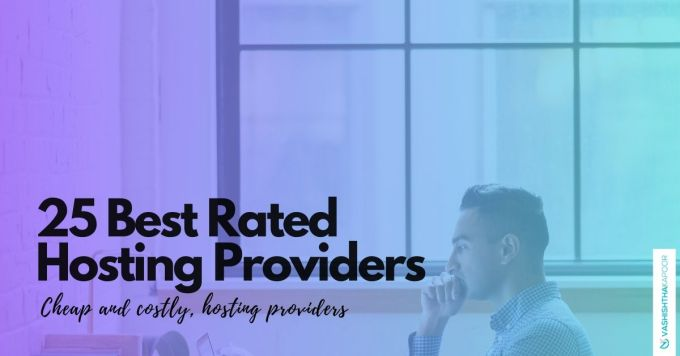 best rated hosting providers